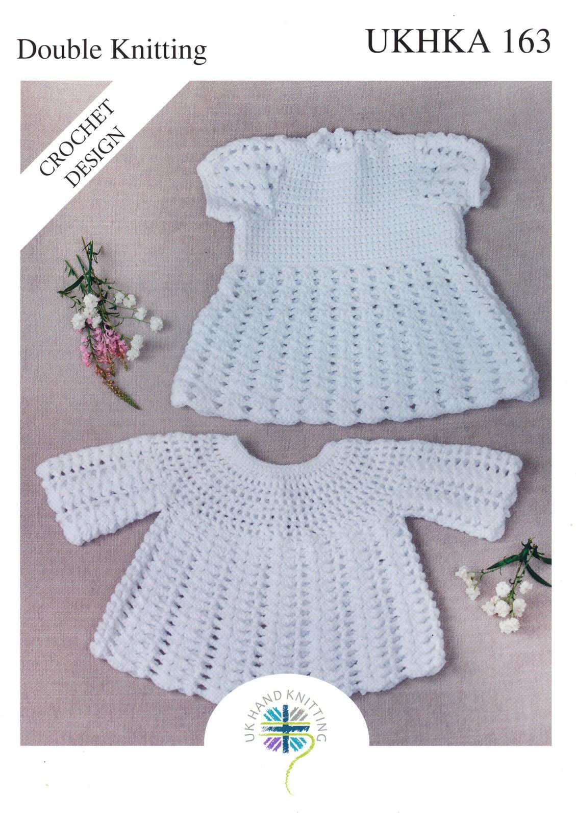 Knitting Pattern Angel Top : Crochet Pattern for Crochet Dress & Angel Top 19- 21 BHKC ...