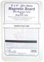 "Magnetic Board 11 x 8"" ( 28 x 20 cms)"