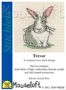 Mouseloft Stitchlets Trevor The Rabbit